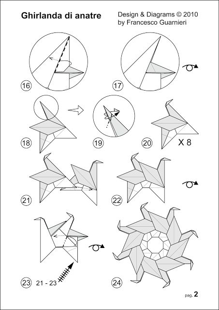 82 best origami stars & rings 2 images on Pinterest