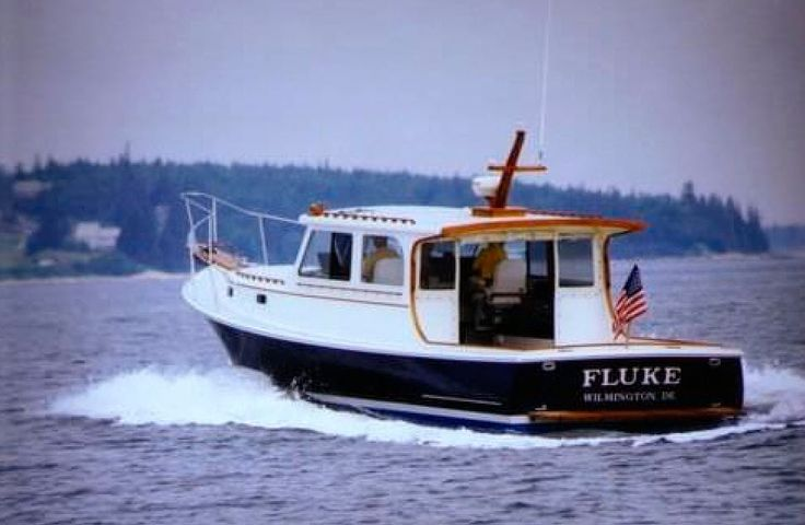 FLUKE~ Duffy 37' Hardtop. | Downeast & Other Boats | Pinterest | Duffy, Boating and Wood boats
