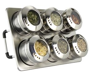 Cuisinox® Counter Top Magnetic Spice Rack