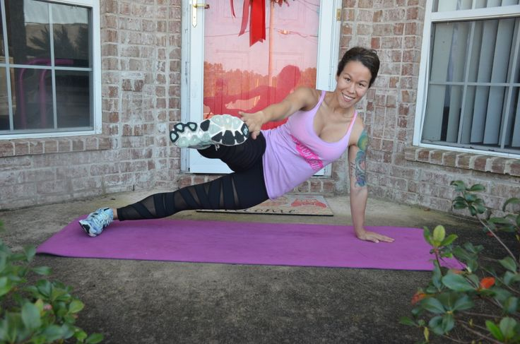 5 Minute Total Ab Toning Workout