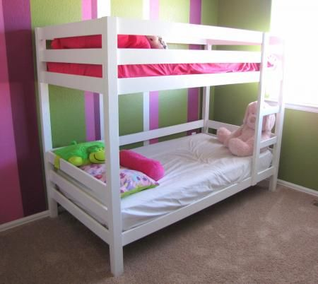 1000+ ideas about Trundle Bunk Beds on Pinterest | Bunk Bed, Bunk Bed ...