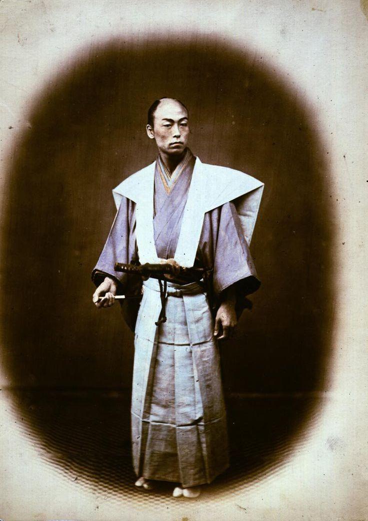 fotografias raras samurais 6