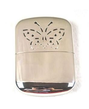 [Visit to Buy] Indoor and Outdoor Available Stainless Steel Hand Warmer #Advertisement