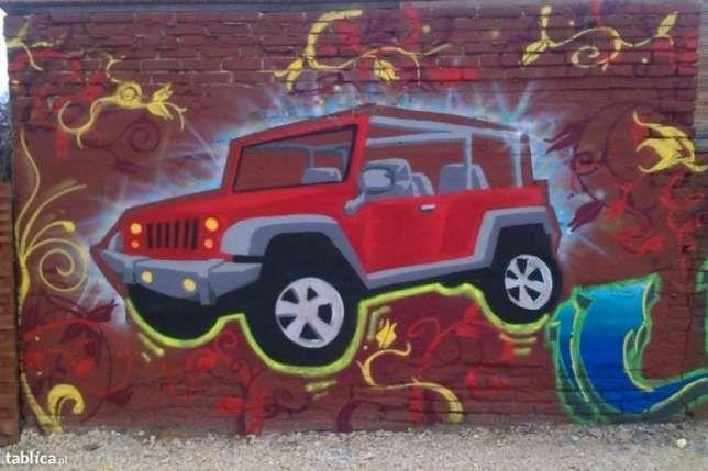 reklama graffiti zmalujmy cos sosnowiec - Szukaj w Google