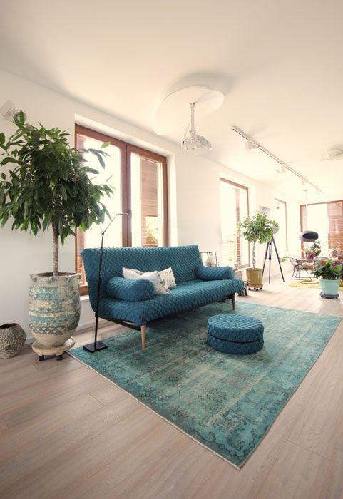 Un apartament de 123 de metri pătrați, din Ardeal, emană prin toți porii design, armonie și un stil atât de personal