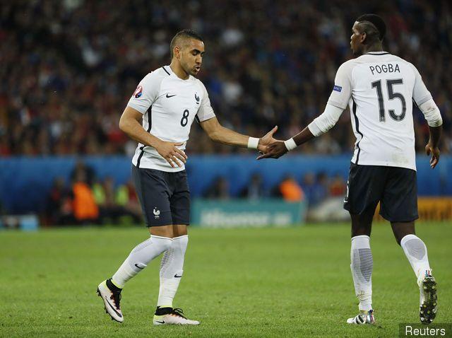 Franny Lee: Dimitri Payet Lebih Baik Ketimbang Paul Pogba