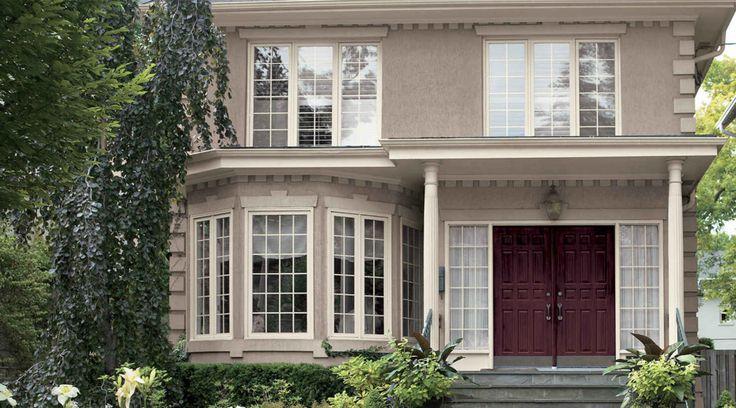 Home design exterior color schemes