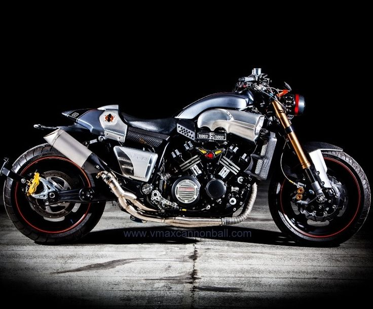 Yamaha Vmax Custom Rear Fender