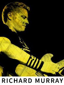 Richard murray, great guitar player