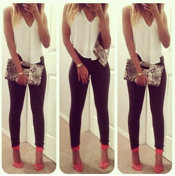 Night club outfitFas