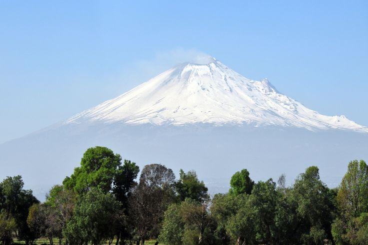 Parque Nacional Iztaccihuatl-Popocatepetl, Puebla