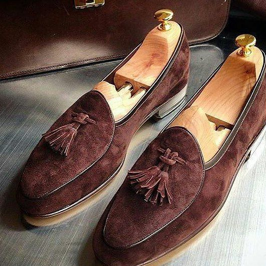 Classic Shoes Mens Types