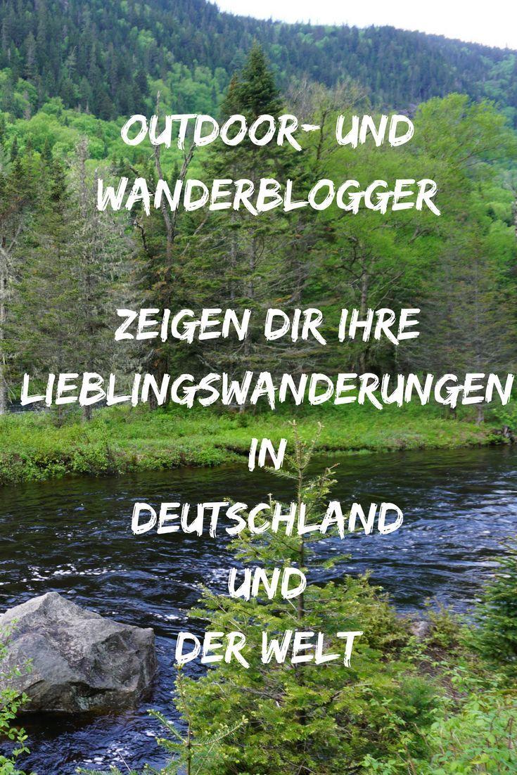 Heute gibt es die geballte Ladung Wandertipps für Deutschland und die Welt. Deutschlands Wanderblogger und Outdoorblogger nehmen dich mit auf ihre liebsten Wanderungen. Wandern in Deutschland, Irland, USA, Schottland und noch viel mehr.