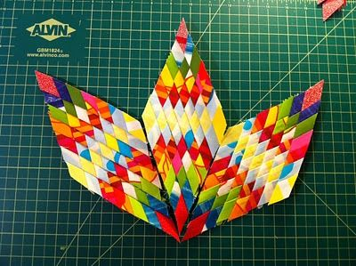 Made by a Man: Sew What: Woven Star, Lone Star: Lone Stars, Sew, Quilt Stars, Quilts Stars, Quilting Stars, Quilts Lonestar, Man, Quilt Pattern