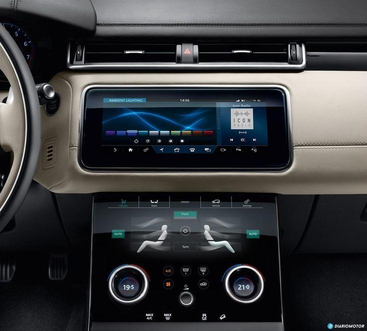 Land Rover, Range-Rover-Velar-centre-console: Ini Dia Range Rover Velar, Kakak Evoque Yang Lebih Melar
