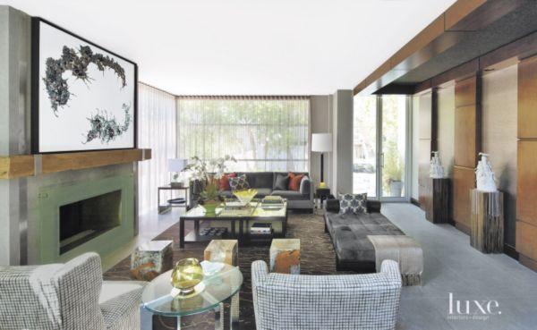 Void Elegant Interior : ... interiors homedecor luxe interiors interiors design luxe living rooms