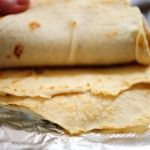 Pioneer Woman: Homemade Flour Tortillas