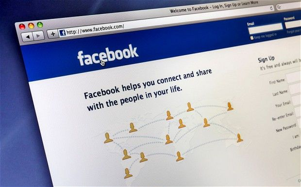 Our English Facebook page