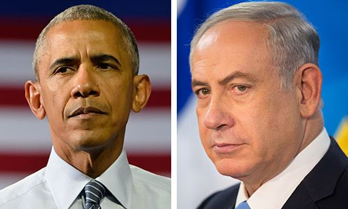 'Seriously?' Netanyahu uses 2008 photo of 'presidential candidate Obama' to call him out on Facebook