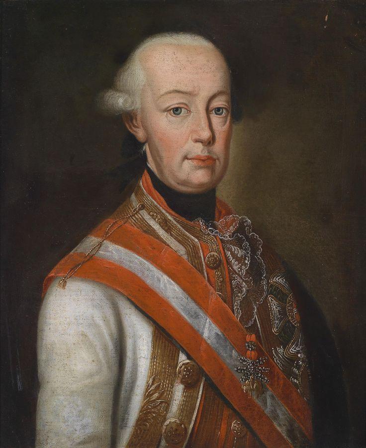 Leopold II., císař římský, král český, uherský a chorvatský, arcivévoda rakouský a  velkovévoda toskánský