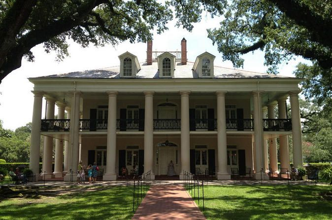 Experience Cajun Country: Swamp Boat Adventure and Plantations Full-Day Tour from New Orleans Probably too expensive, but, it sounds cool