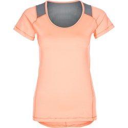 Casall DASH Koszulka sportowa neon salmon