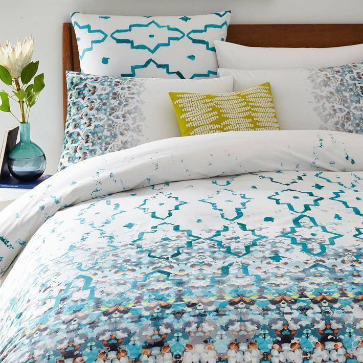 gorgeous spring bedding