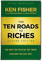 10 roads to riches