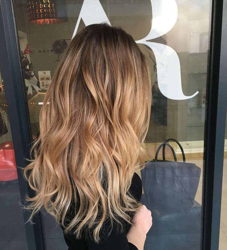 Beautiful Hair — color by AltinHairArtist #balay…