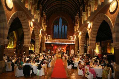 The Empire Wedding Venue in leicester