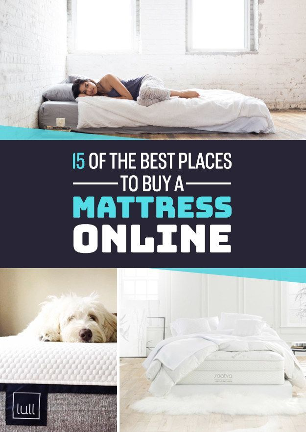 16 Of The Best Places To A Mattress Online