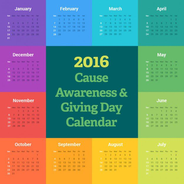 Cause awareness and giving days can be very powerful for online fundraising. The real-time, in the moment nature of social media increases the likelihood that donors will be inspiredto give to you…