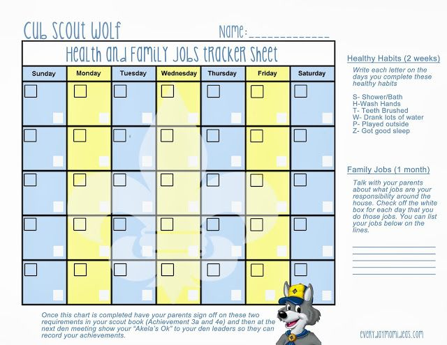 110 best Cub Scouts images on Pinterest Boy scouting, Camping - time off tracking spreadsheet