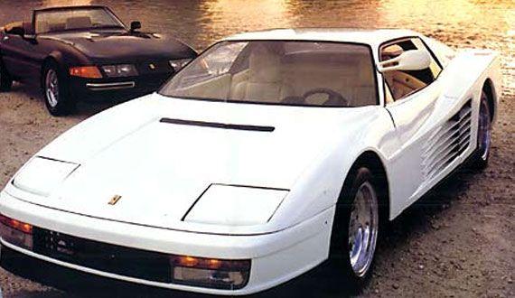 Miami Vice – 1972 Ferrari Daytona Spider / 1986 Ferrari Testarossa