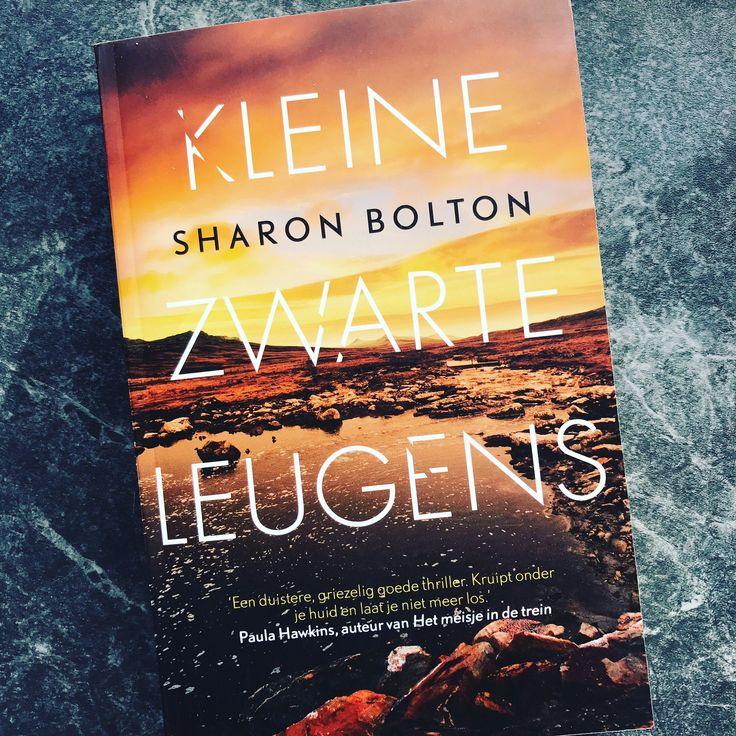 Kleine zwarte leugens - Sharon Bolton