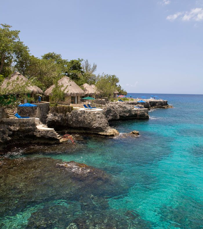 Decca Aitkenhead picks Jamaica's best hotels, cottages and guesthouses offering fabulous beach-front locations, a laid-back Jamaican welcome and prices starting at £20 per night