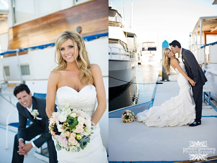 Nautical Wedding on the blog Coronado Cays Yacht Club  A diamond celebration  san diego wedding photography  bethann greenberg photography  brides by brittany makeup floral works san diego wedding photographer Yacths www.bethanngreenberg.com