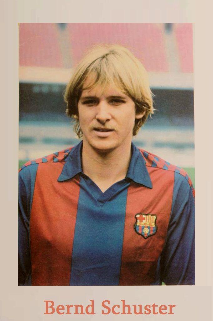 Bernd Schuster, jugador del Futbol Club Barcelona