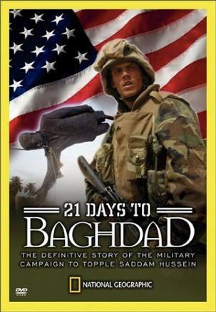 巴格达21天 National Geographic: 21 Days to Baghdad (2003)