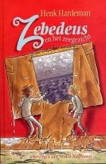 'Zebedeus en het zeegezicht' - Henk Hardeman / Amersfoortse schrijver Over Zebedeus die met zijn neef een schilderij in kruipt. 9-12 jaar $8,00 (euro's) Ook te koop bij Bibliotheken Eemland.