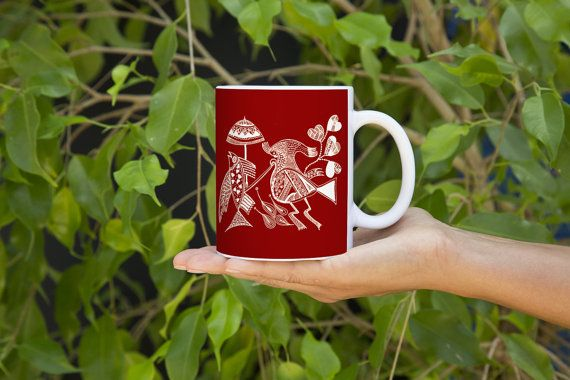 "A Vicious Reality of Nature ""THE TRUE EMPEROR""- Mggk Signature Ink Art Mug  #designer #art #coffee #inkart #indianart #pendesigns #handdesigned #zentangle #abstract #mugs #designer #unique"