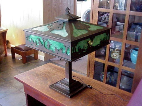 44 Best Arts And Craft Period Lamps Images On Pinterest