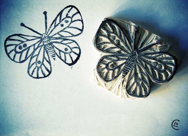 685 Best Stempelmotive Images On Pinterest Printmaking Printing