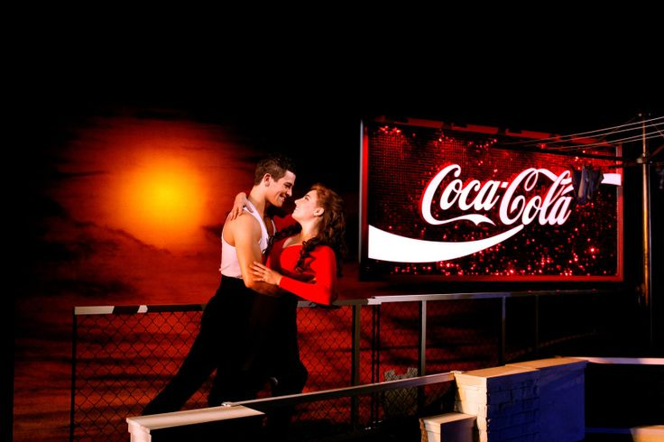 Strictly Ballroom the Musical.