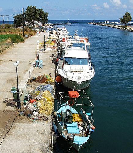 Almiros river in Georgioupolis, by Andy_Crete