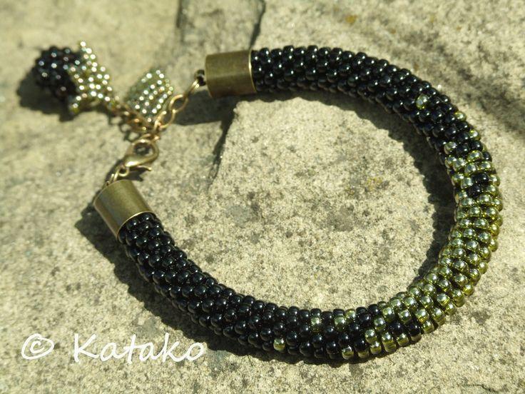 Katako: Bransoletka Nuit Ombre Bracelet