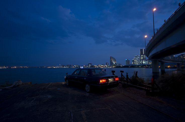 埠頭 夜景