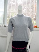 Women short-sleeve knitted polyester sweater thin pullover Best Seller follow this link http://shopingayo.space