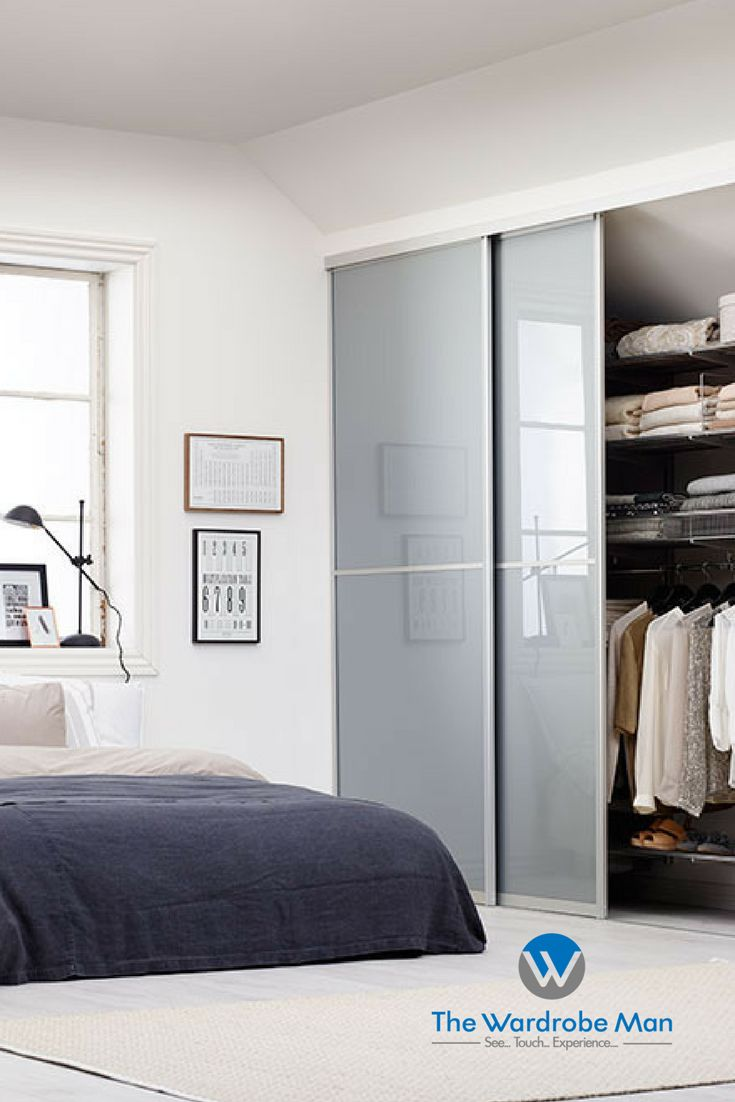 The Duo, simple & stylish. This 2 panel door nicknamed 'The Minimalist' is a door who loves simplicity & beauty.  Just one of the elegant doors in our Top Sliding Wardrobe Door Designs of 2017