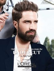 Jack Guinness- It Man, British Model & DJ becomes L'Oreal Professionnel's first It Man.